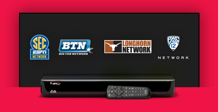 DISH College Sports TV Packages - East Bethel, Minnesota - Satellite Experts - DISH Authorized Retailer
